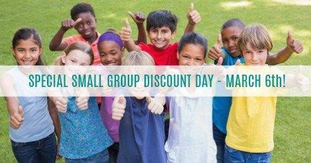 small-group-discount-day
