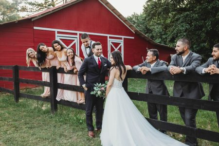 Alegre Farm Rustic Wedding Venue 10